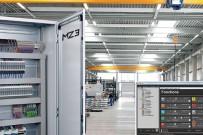 Centrale MZ3 électrique commande aération désenfumage