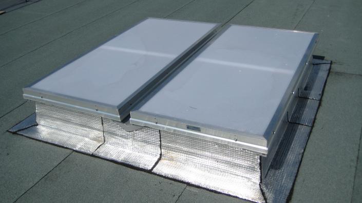 ecofeu dv 110 extracteur de fum es exutoire d senfumage erp naturel denfc. Black Bedroom Furniture Sets. Home Design Ideas
