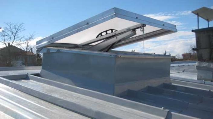 ecobac aeration installation lanterneau ponctuel ventilation et a ration naturelle toiture. Black Bedroom Furniture Sets. Home Design Ideas