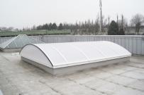 ecofil voûte éclairement zénithal économie énergie