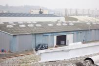 exutoire de fumée toiture fibro ciment sécurité incendie